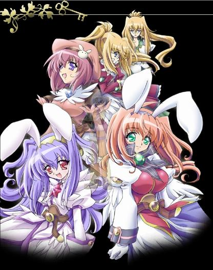 Anime...Kagihime Monogatari Eikyuu Alice Rondo (Descarga u Online). Kagihime