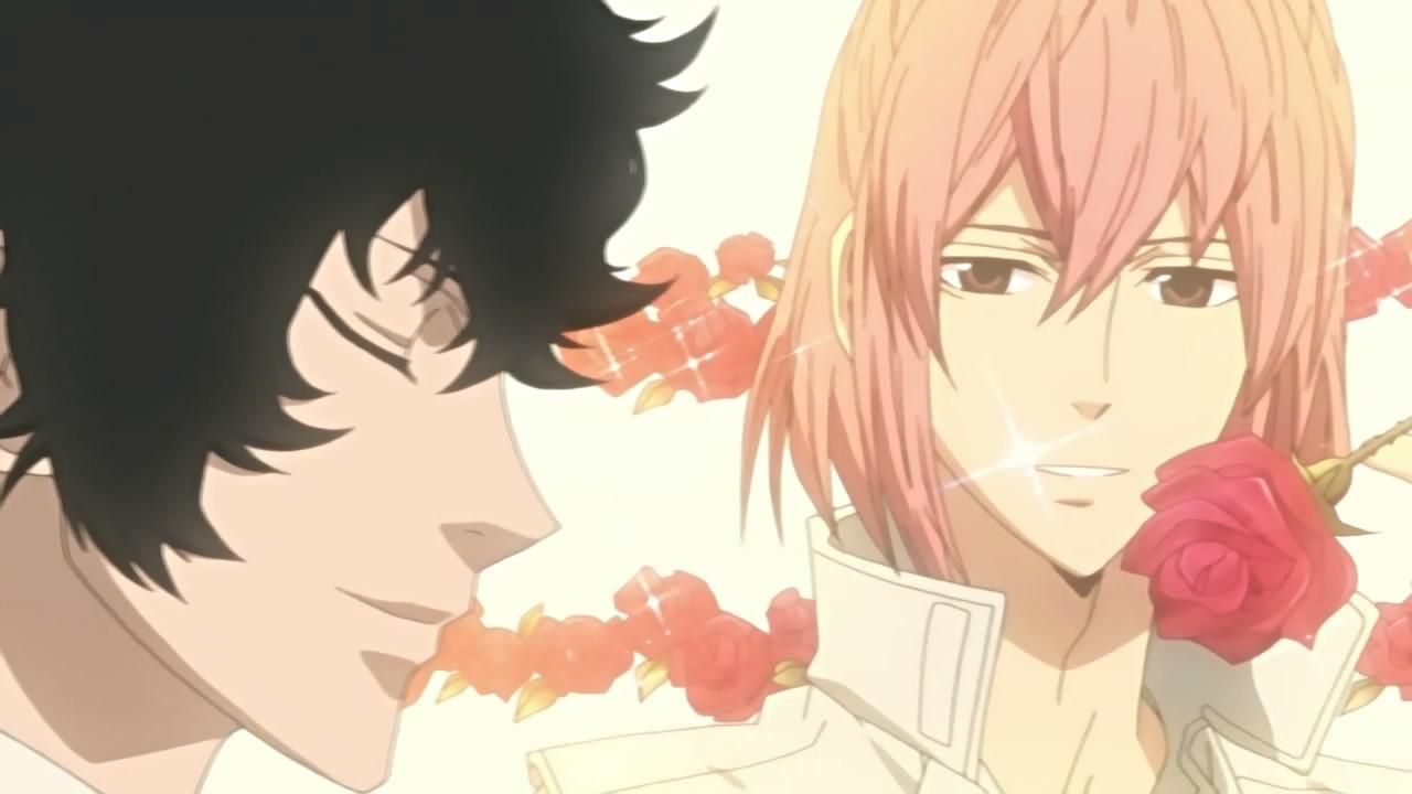 Nabari no Ou Episode 10 | GAR GAR Stegosaurus Nabari No Ou Raimei And Raikou