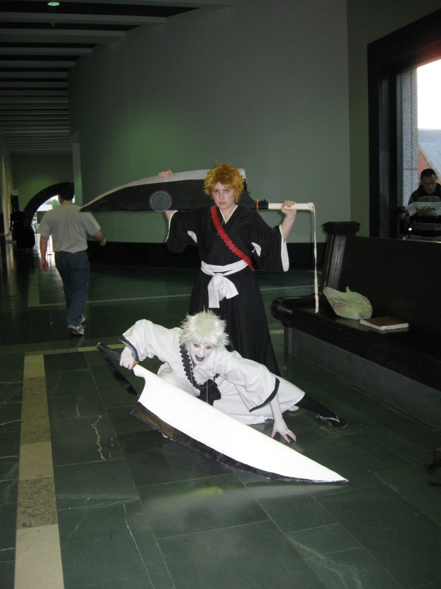 ichigo-cosplayers