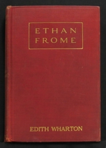 ethan-frome-first-edition-cover
