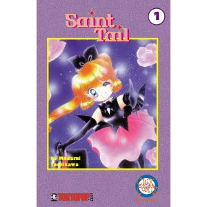 saint tail vol one