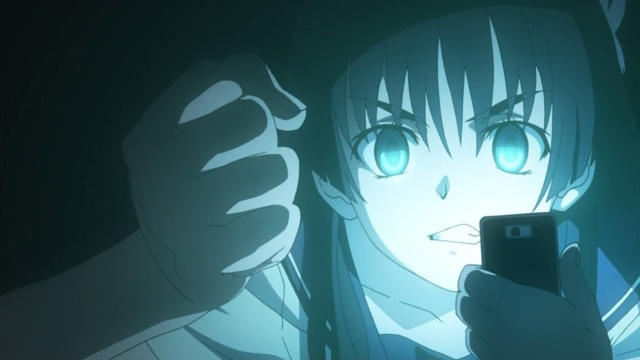 a certain scientific railgun ep 3