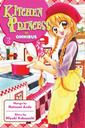 kitchen princess omnibus 3