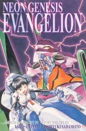 evangelion omnibus one