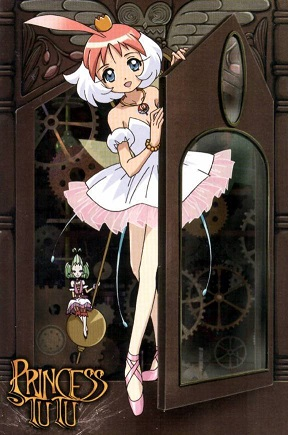 princess tutu clock