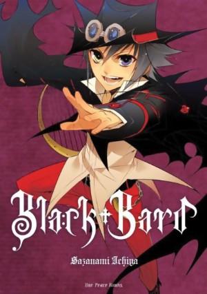 black bard manga cover