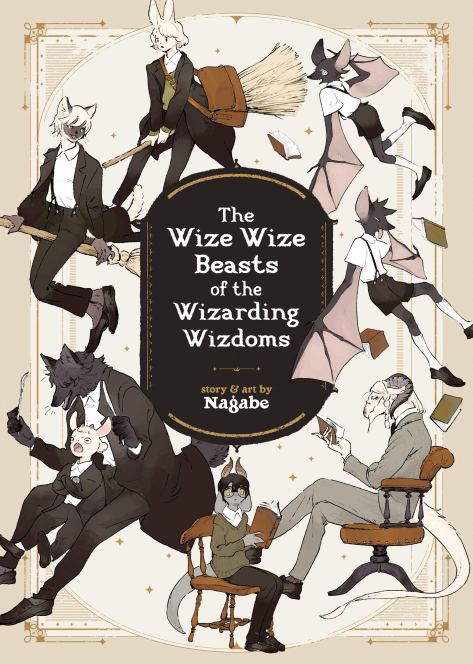 wize wize beasts cover