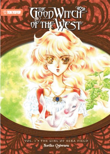 good witch of the west ln vol 1 cover