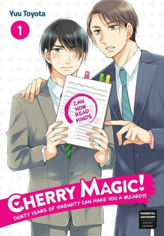 cherry magic vol 1 cover