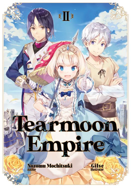 tearmoon empire vol 2 cover